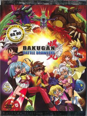 Chiến Binh Bakugan 1