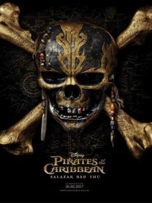 Cướp Biển Vùng Caribbean 5 Salazar Báo Thù
