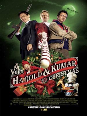 Giáng Sinh của Harold và Kumar