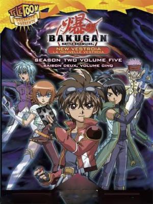 Chiến Binh Bakugan 2
