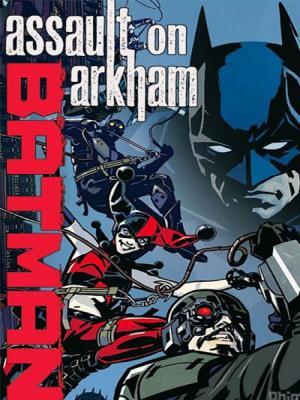 Batman Đột Kích Arkham