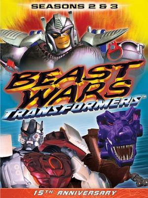 Beast Wars Transformers 2