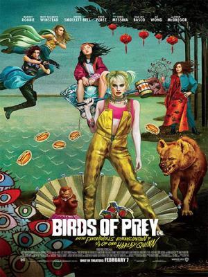 Birds Of Prey Cuộc Lột Xác Huy Hoàng Của Harley Quinn