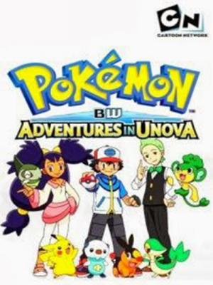 Pokemon Best Wishes Adventures In Unova 3