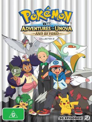 Pokemon Best Wishes Adventures In Unova And Beyond 4