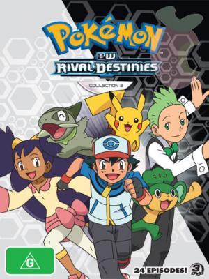 Pokemon Best Wishes Rival Destinies 2