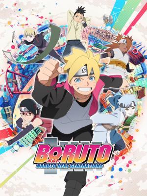 Boruto Naruto Thế Hệ Tiếp Theo