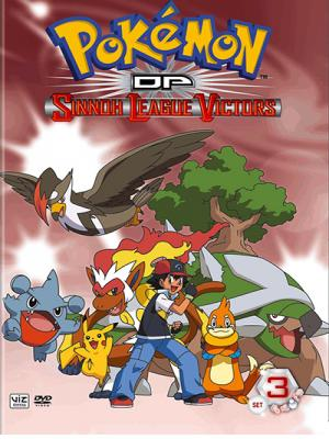 Pokemon Diamond Pearl Sinnoh League Victors 4