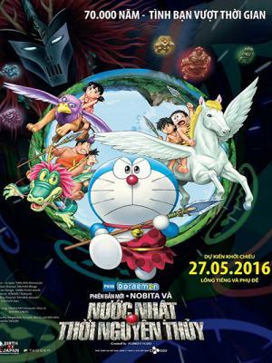 Tân Nobita Và Nước Nhật Thời Nguyên Thủy