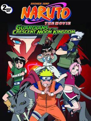 Naruto Những Lính Gác Của Nguyệt Quốc