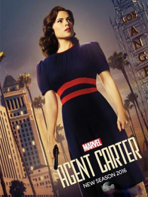 Đặc vụ Carter Phần 2