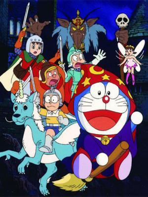 Nobita Và Ba Chàng Hiệp Sĩ Mộng Mơ
