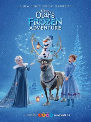 Frozen Chuyến Phiêu Lưu Của Olaf