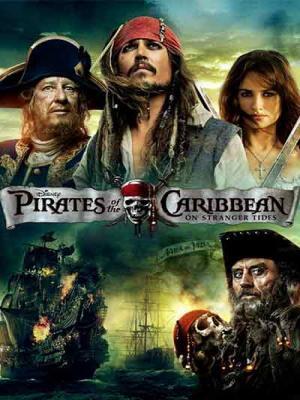 Cướp Biển Vùng Caribbean 4