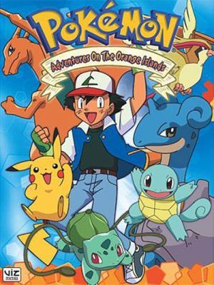 Pokemon Adventures On The Orange Islands