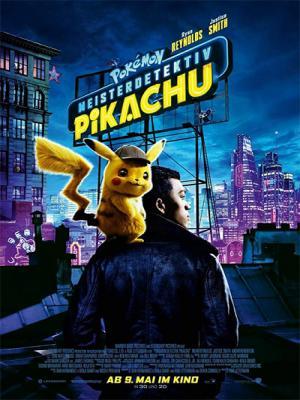 Pokémon Thám Tử Pikachu