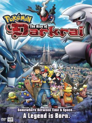 Pokemon Dialga VS Palkia VS Darkrai