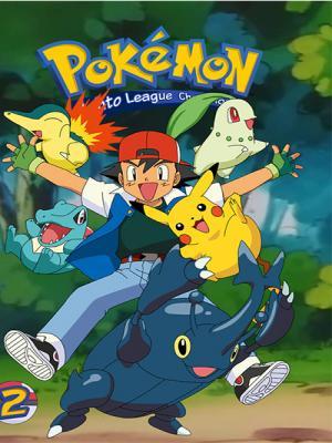 Pokemon Johto League Champions