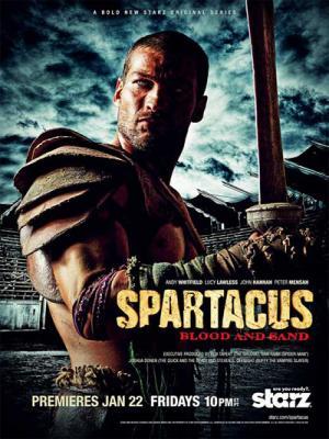 Spartacus Phần 1 Máu Và Cát
