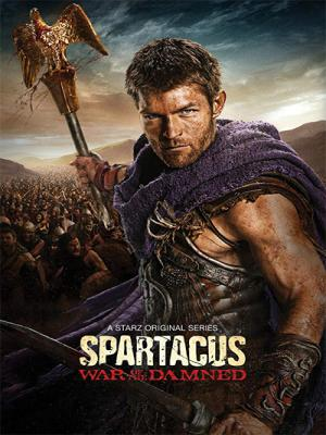 Spartacus Phần 3 Cuộc Chiến Nô Lệ