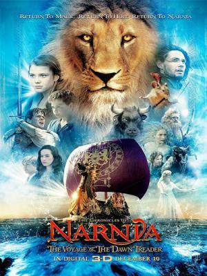 Biên Niên Sử Narnia Hành Trình Trên Tàu Dawn