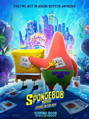 SpongeBob Bọt Biển Đào Tẩu