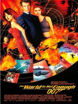 Điệp Viên 007 Thế Giới Không Đủ