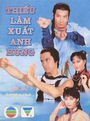 Anh Hùng Thiếu Lâm Tự
