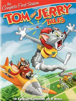 Tom And Jerry Tales P1
