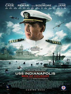 Chiến Hạm Indianapolis Thử Thách Sinh Tồn