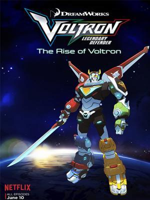 Người Máy Voltron Dũng Sĩ Hesman Season 1